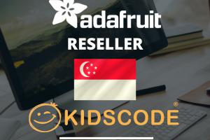 Social Media Posting Singapore Adafruit (Kidscode)